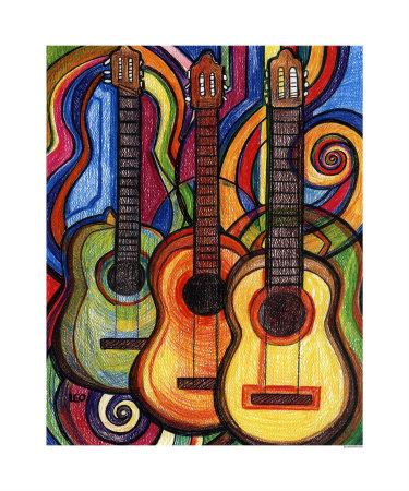 210202three-guitars-posters