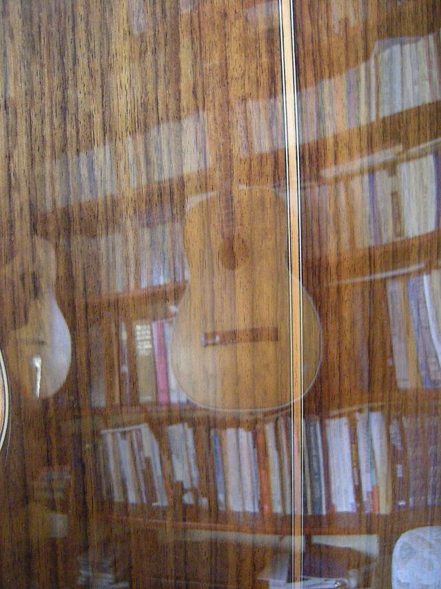 Spate noul regun şi în oglindire un REghin din 1964