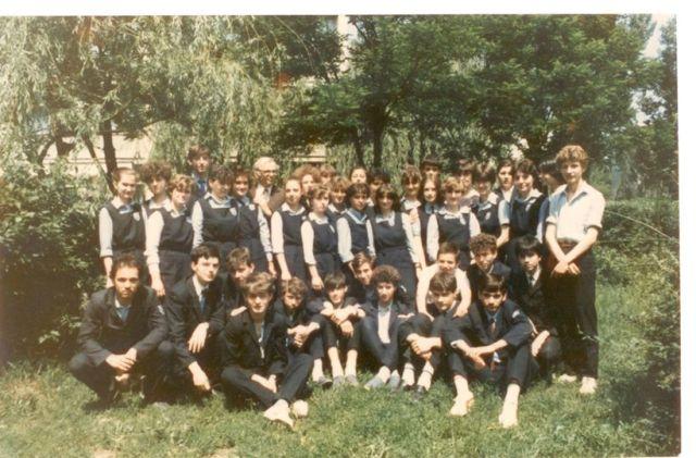 Dimitrie Cantemir promotia 1989 sursa Doina Tofanescu