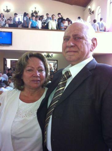 Fericit cu sora noastra, Lidia, in ziua botezului